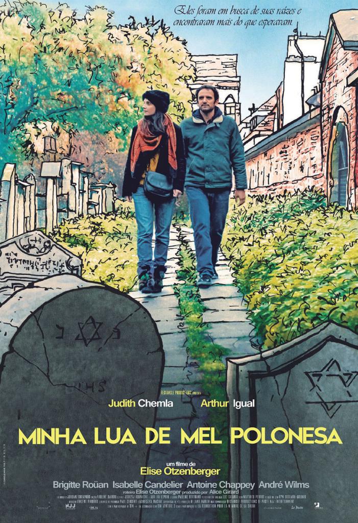 MINHA LUA DE MEL POLONESA