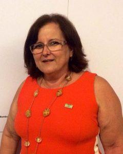Profa. Dra. Celia Corsino