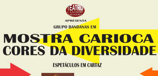 MOSTRA CARIOCA CORES DA DIVERSIDADE