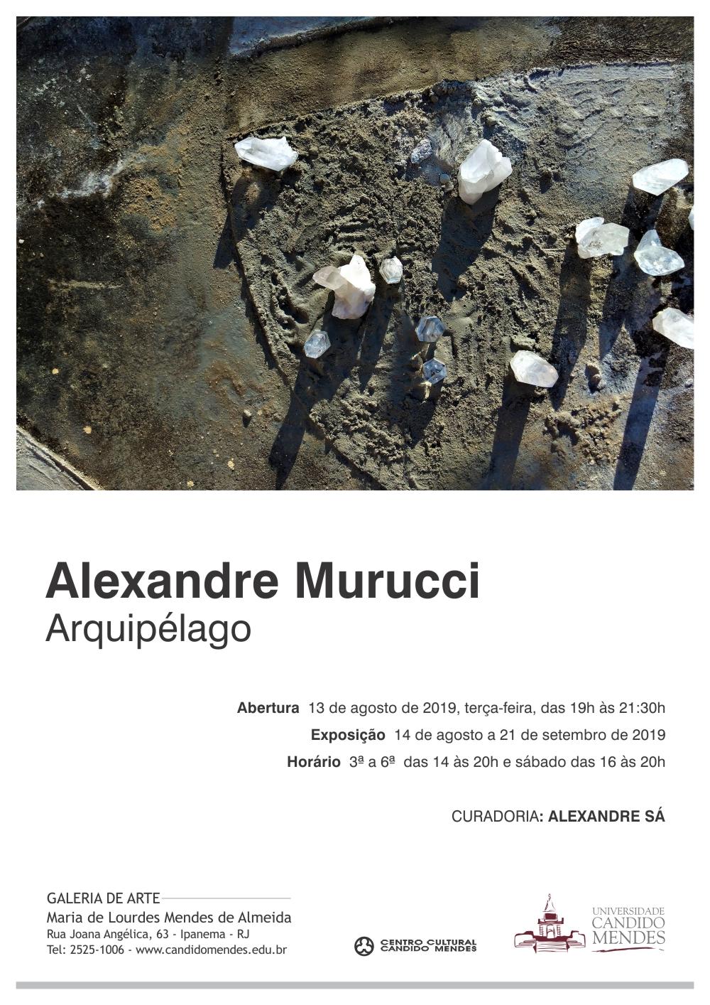 Alexandre Muruci – Arquipélago