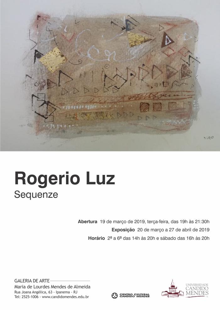 Rogerio Luz – Sequenze