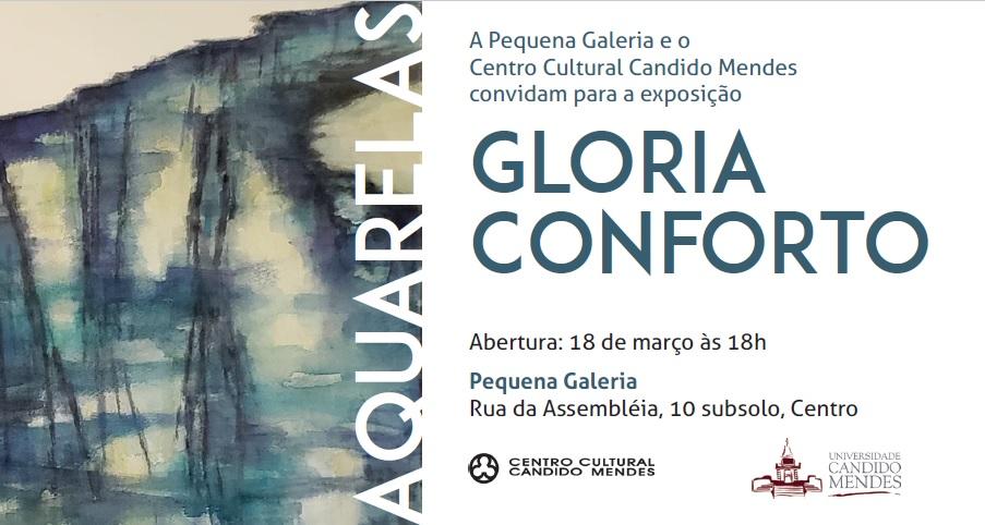 Gloria Conforto – Aquarelas