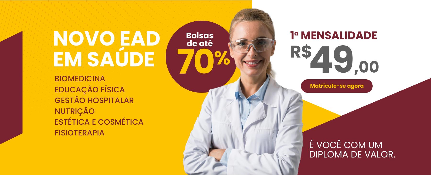 Proceso Seletivo Candido Mendes EAD 2021.1